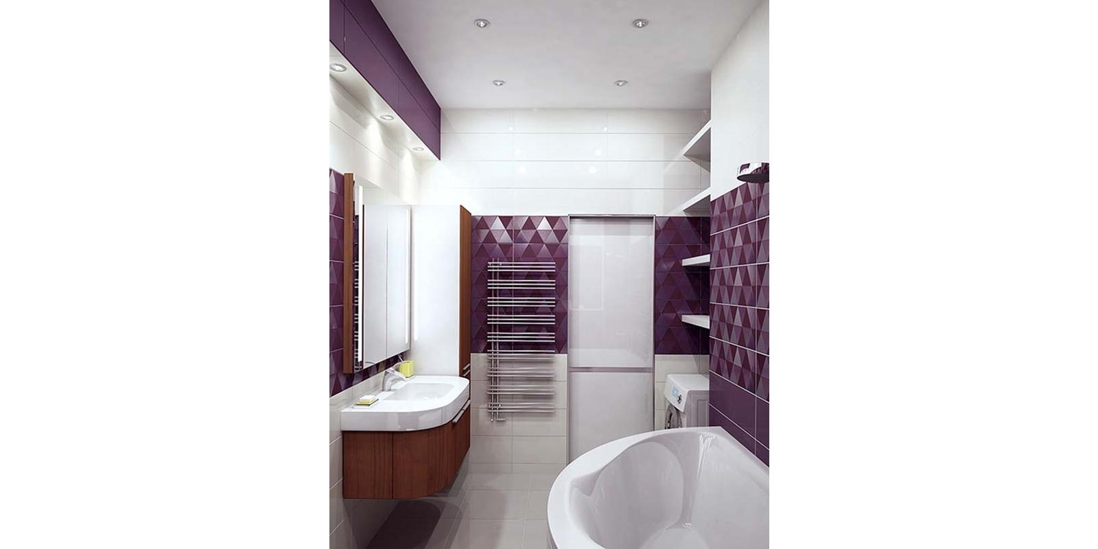 Mẹo thiết kế phòng tắm tuyệt đẹp