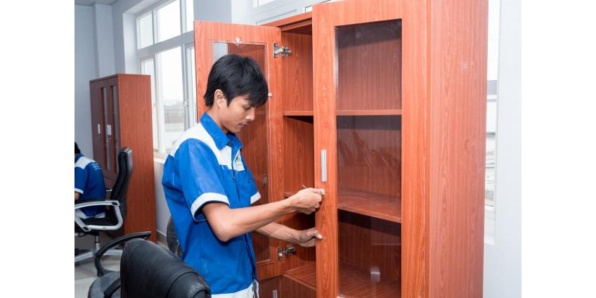 Mua nội thất văn phòng Quận Bình Tân của Gia Phát ở đâu?