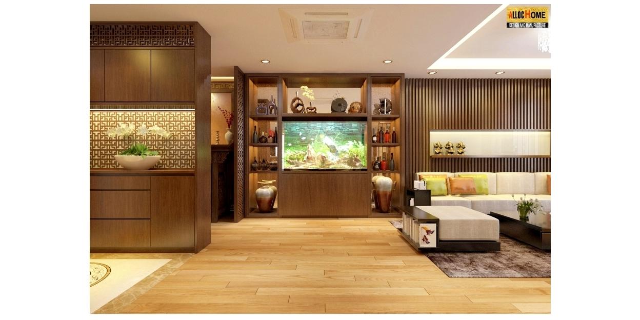 Nội thất Veneer gỗ được ưa chuộng