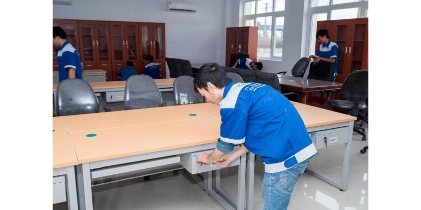 Nội thất trường học Quận 10 - Dịch vụ nội thất trường học trọn gói tại TPHCM
