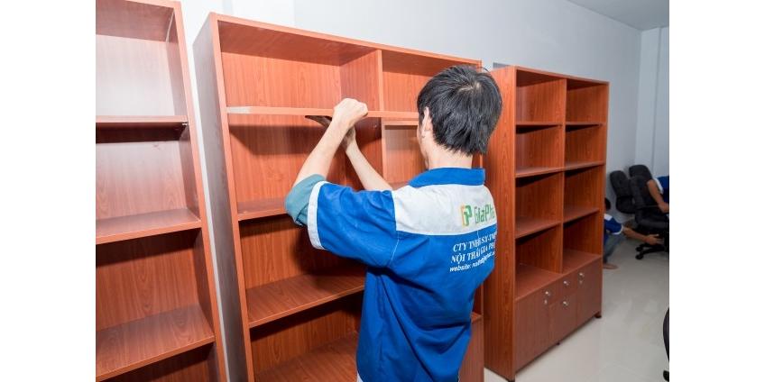 Nội thất trường học Quận 11 - Dịch vụ nội thất trường học trọn gói tại TPHCM