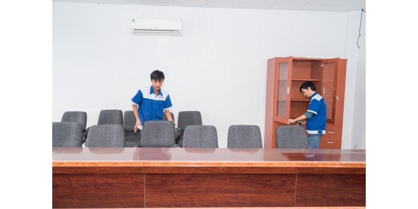 Nội thất văn phòng Quận 11 - Gia Phát: Địa chỉ bán nội thất uy tín!