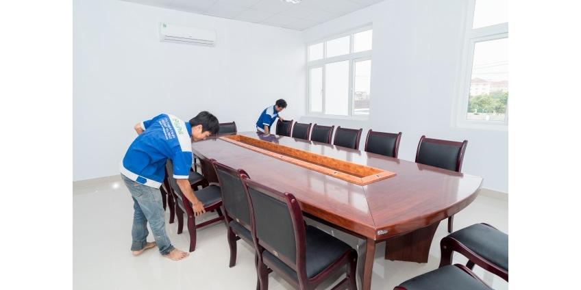 Nội thất văn phòng quận Phú Nhuận - Gia Phát: Mẫu đẹp, giá rẻ
