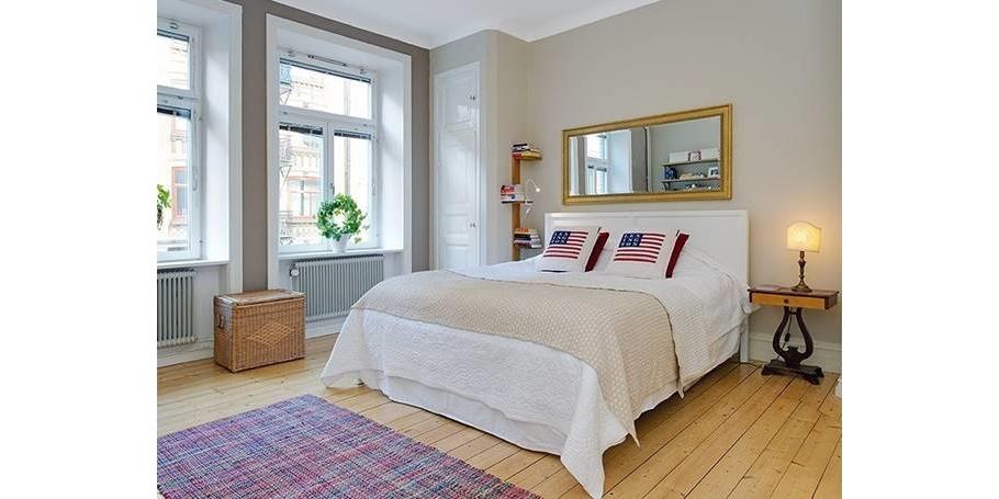 Cách thiết kế nội thất phòng ngủ trong căn hộ chung cư