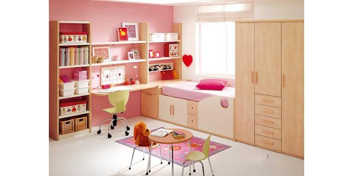 Chọn nội thất phòng ngủ cho bé