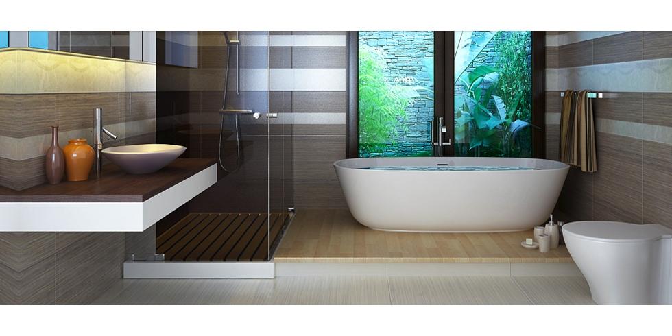 Những lưu ý khi thiết kế phòng tắm