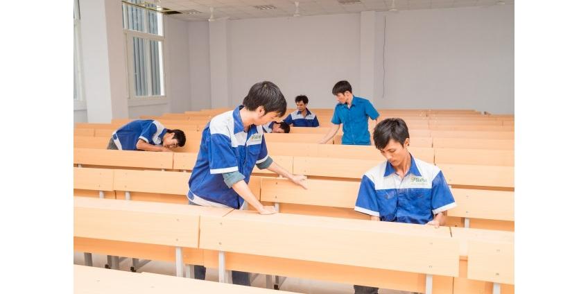 Nội thất trường học Quận 12 - Dịch vụ nội thất trường học trọn gói tại TPHCM