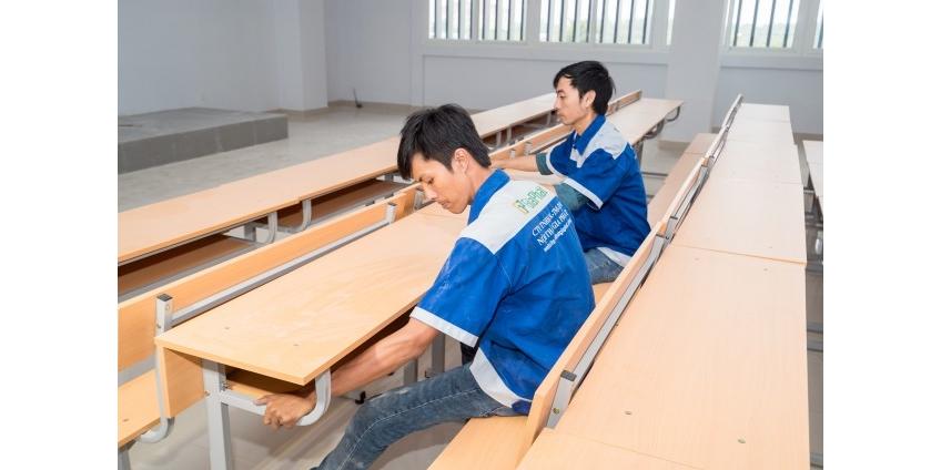 Nội thất trường học Quận 9 - Dịch vụ nội thất trường học trọn gói tại TPHCM