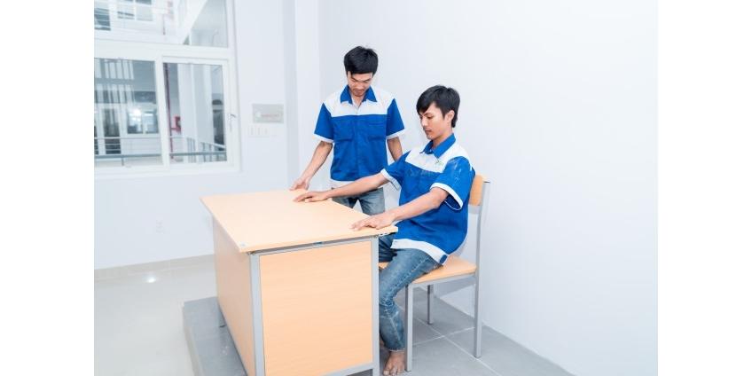 Nội thất trường học Quận Tân Bình - Dịch vụ nội thất trường học trọn gói tại TPHCM