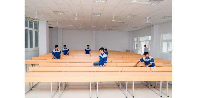 Nội thất trường học Quận Tân Phú - Dịch vụ nội thất trường học trọn gói tại TPHCM