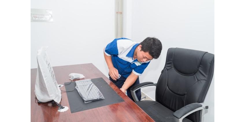 Nội thất văn phòng quận Gò Vấp - Gia Phát: Uy tín làm nên thành công!
