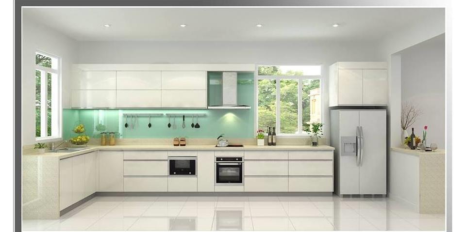Thiết kế 1 không gian bếp hoàn hảo cùng GIA PHÁT