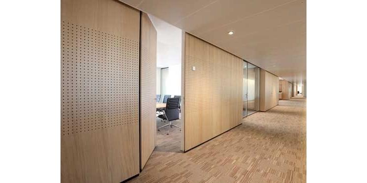 Vách ngăn gỗ - Ứng dụng vách ngăn gỗ trong nội thất - Nội thất cao cấp Gia Phát tại TPHCM