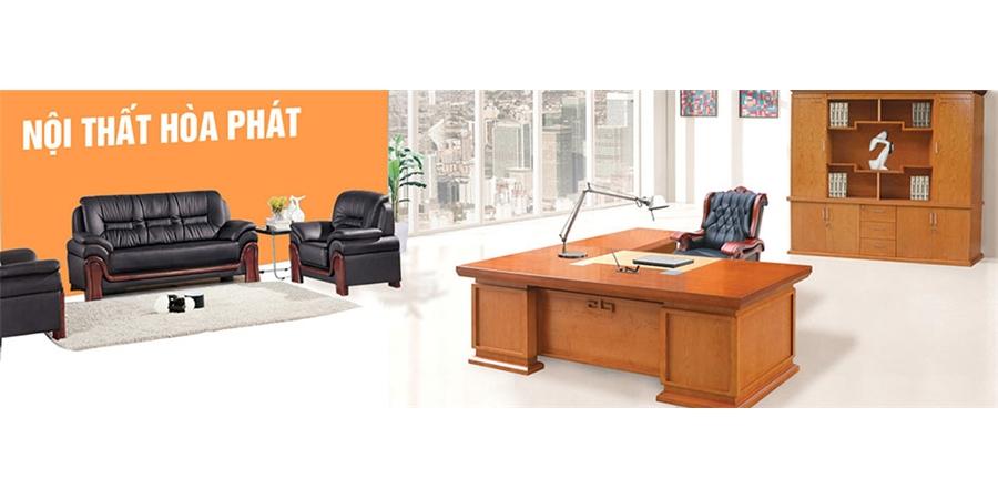 Xưởng nội thất Hòa Phát - Nội thất văn phòng chất lượng