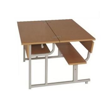 Bàn ghế học sinh cấp trung học BBT102C