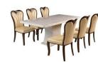 Bàn ghế ăn cao cấp BA125