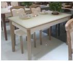 Bàn ghế ăn cao cấp BA141