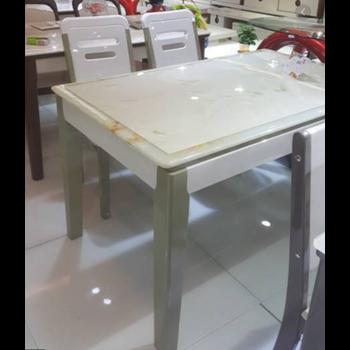 Bộ Bàn ghế ăn cao cấp 1 BA138 + 4 GA138