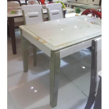 Bộ Bàn ghế ăn cao cấp 1 BA140 + 4 GA140