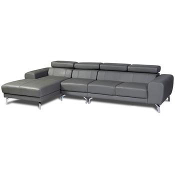 Ghế Sofa Da Thât 4 Chỗ SF61-4