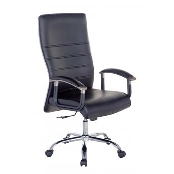 Ghế da trưởng phòng DP 112