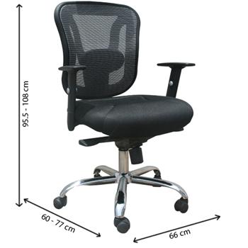 Ghế lưới giám đốc cao cấp GL202