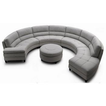 Sofa Da Băng hình chữ C DS-209