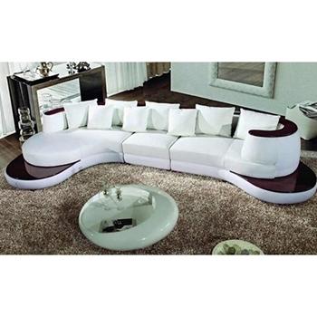 Sofa Da Băng hình chữ C DS-63