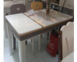 bàn ghế ăn cao cấp BA142
