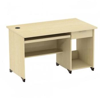 Bàn máy tính gỗ Melamine AT202S