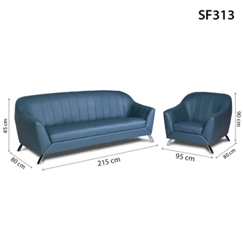 SOFA 3-2-1 HÒA PHÁT SF313-1