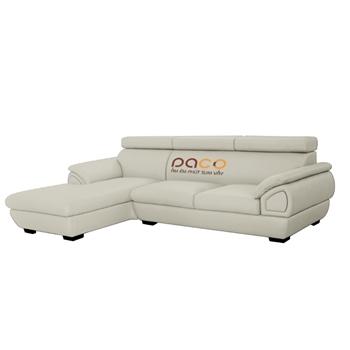 Sofa Da Góc Chữ DS-97