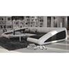 Sofa Da Góc hình chữ U DS-319
